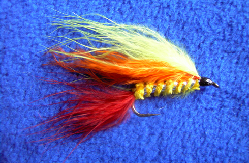 Schied Streamer Muddy Waters