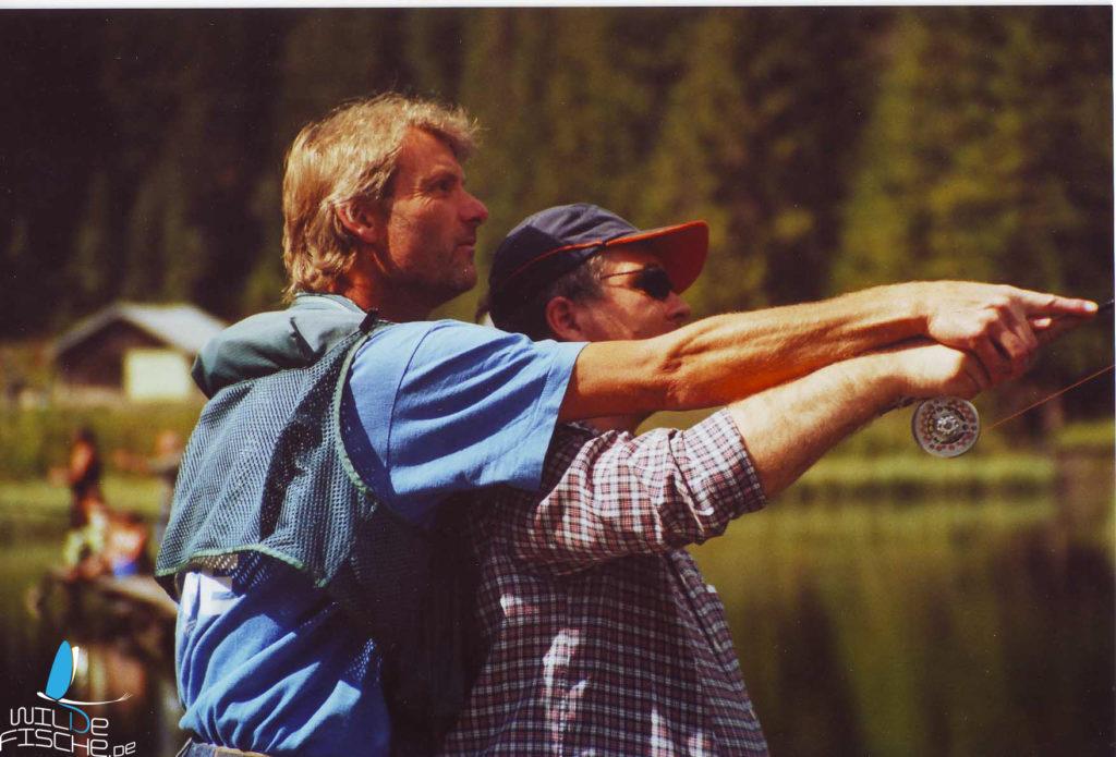 Kurse & Reisen für Fliegenfischer