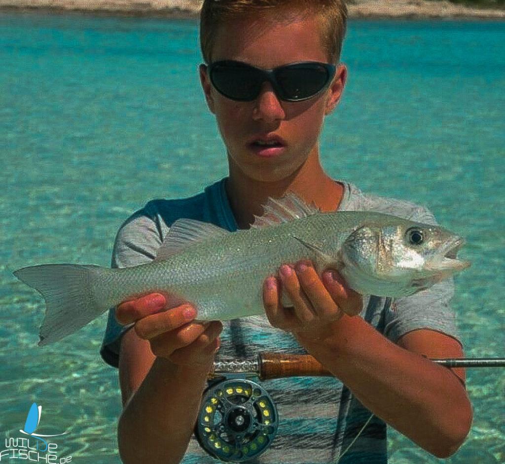 Fliegenfischen am Mittelmeer