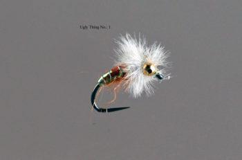 Fliegen für das Frühjahr (10 Stück)