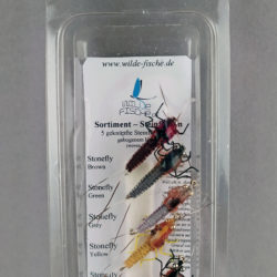 Steinfliegen Nymphen (5 Stück)