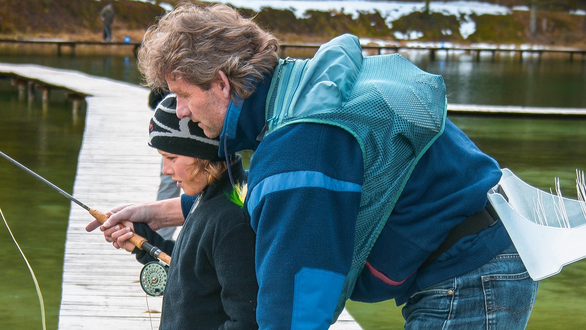 Fliegenfischenkurs für Anfänger