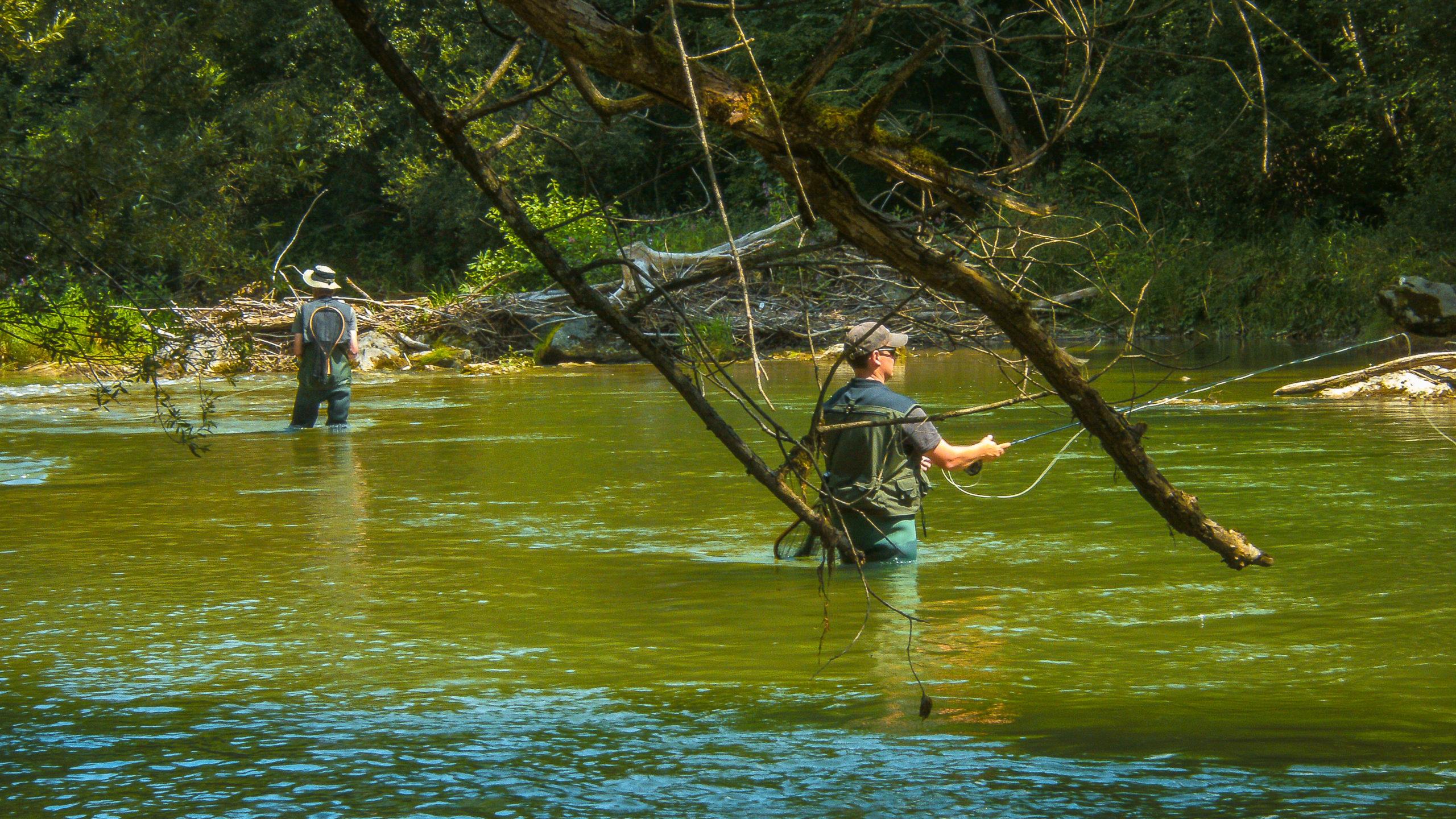 Kurse für Fliegenfischer